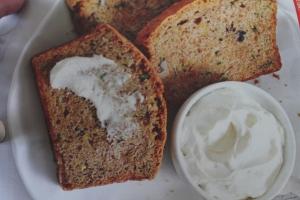 Zucchini Pecan Bread