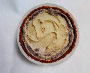 My Lavender Ice Cream Pie