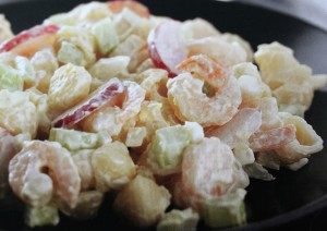 Homemade Shrimp Salad