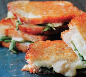 Grilled Apple Cheese